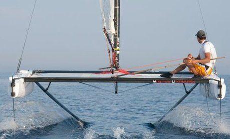 ... Images About Hydrofoil On Pinterest Sailboat Plans - 461x280 - jpeg