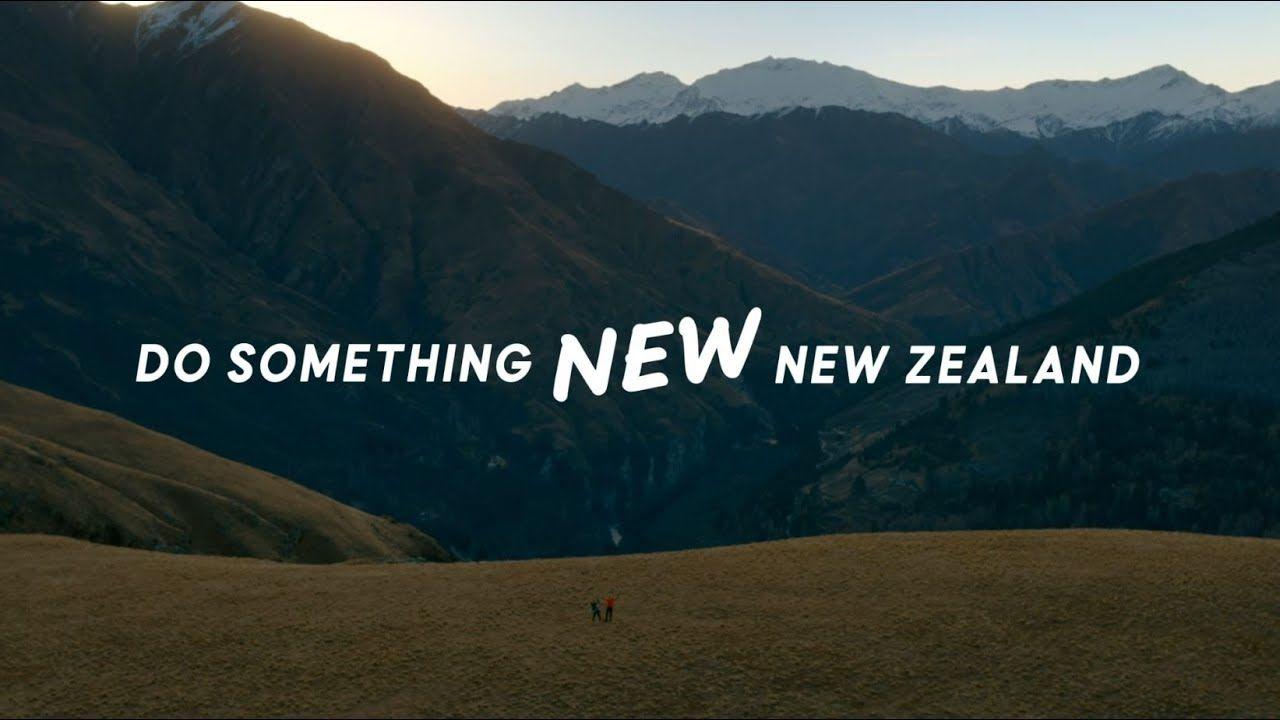 Do Something New New Zealand Ft Madeleine Sami And Jackie Van Beek Something To Do New Zealand Beek