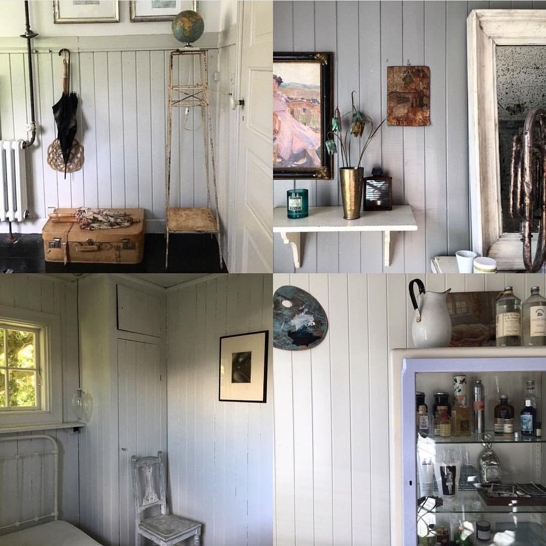Details From Helena Christensens Denmark Beach House Instagram Helenachristensen