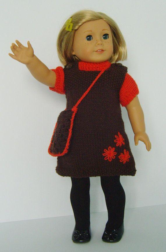 23 American Girl Doll. Mondrian Magic PDF Knitting par jacknitss | I ...
