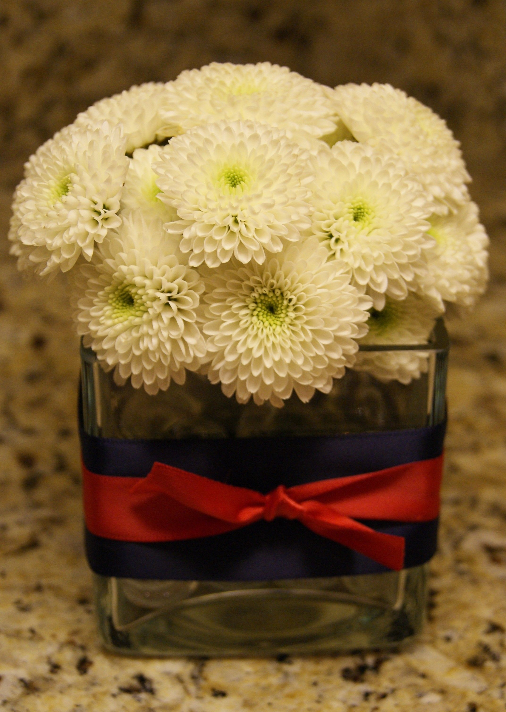 Small Centerpieces For Tables | Cocktail Table Centerpiece For Political  Fundraiser