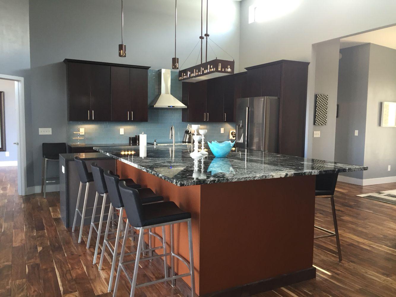 Kabinart Cabinets With Granite