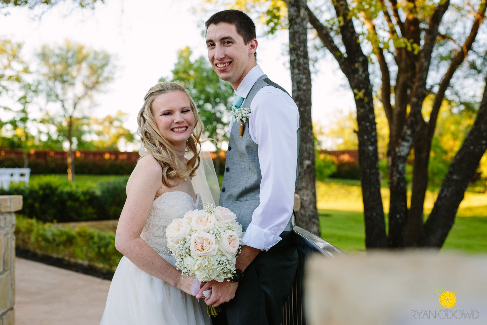 Best Dallas Wedding Photographer The Springs Venue Summer Photographers