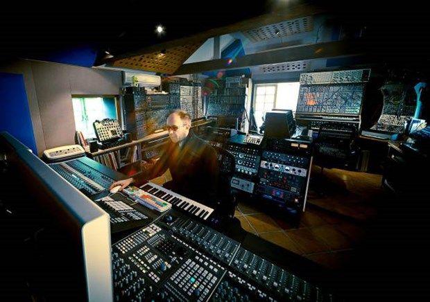 O şarkılar buralarda yapılıyor... (Foto Haber) | NTV
