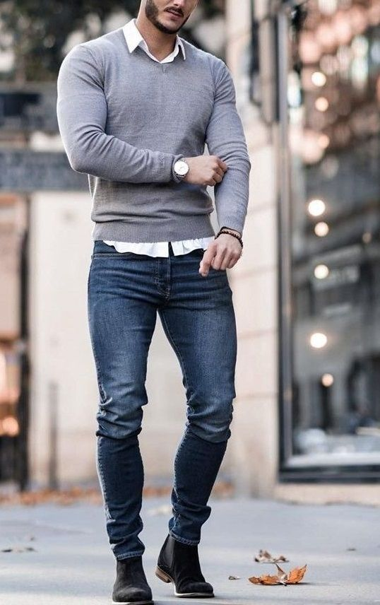 👌 Classy Casual Look! | Best casual shirts, Mens outfits, Stylish mens  outfits