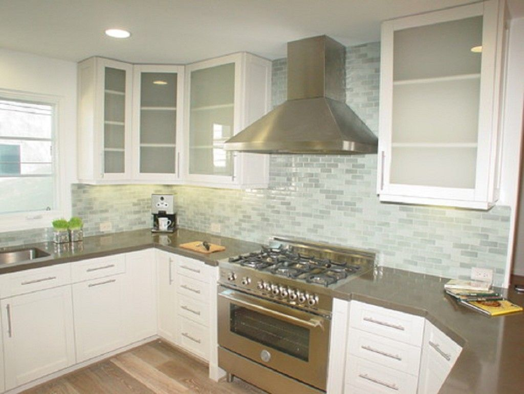 impressive subway glass tiles for kitchen top gallery ideas #2798