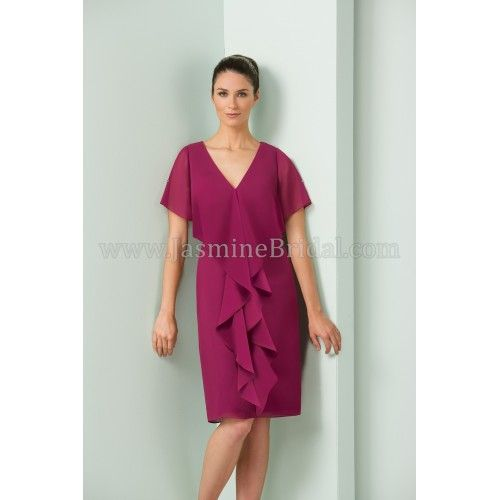 Jasmine Black Label Mother Of The Bride Dress M180009