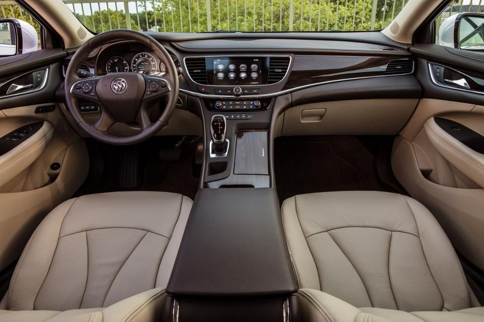 Buick Shocks Customers With New Lacrosse 2017 Buick Lacrosse Buick Lacrosse Buick