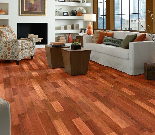 Brazilian Redwood Floor Design House Flooring Home