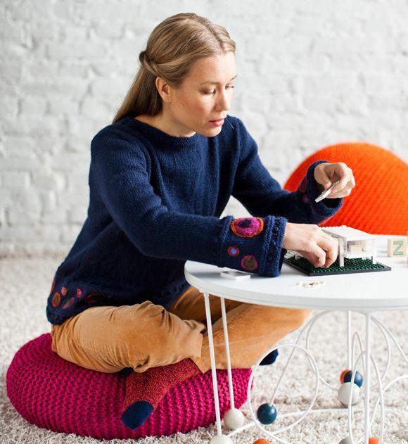 Neulo villapaita naiselle – Kotiliesi