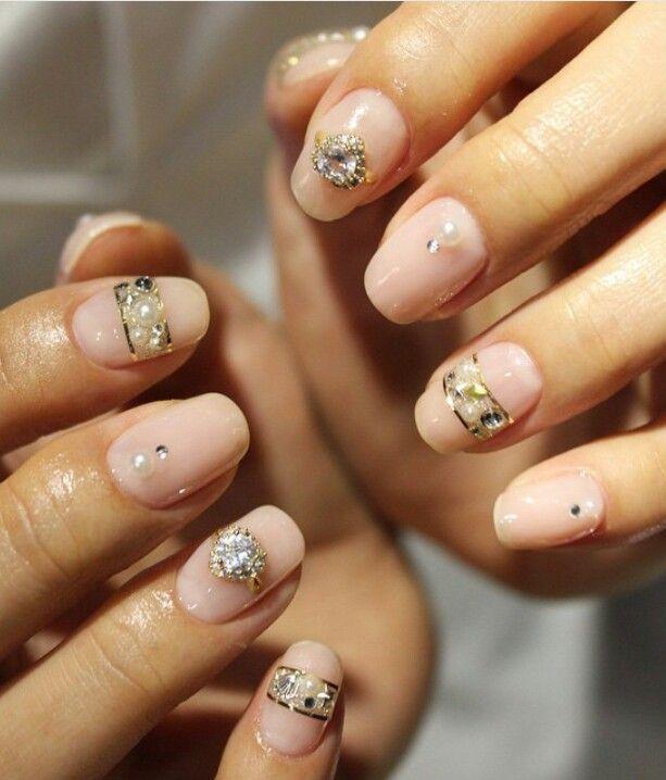 Pink nails @unistella_by_ek_lab | Nails, Pink nails, Nail art