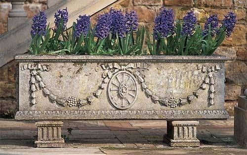Stone Garden Planters And Troughs Stone garden trough google search garden pinterest planters secure online purchasing of many garden products including the adam trough stone planter workwithnaturefo