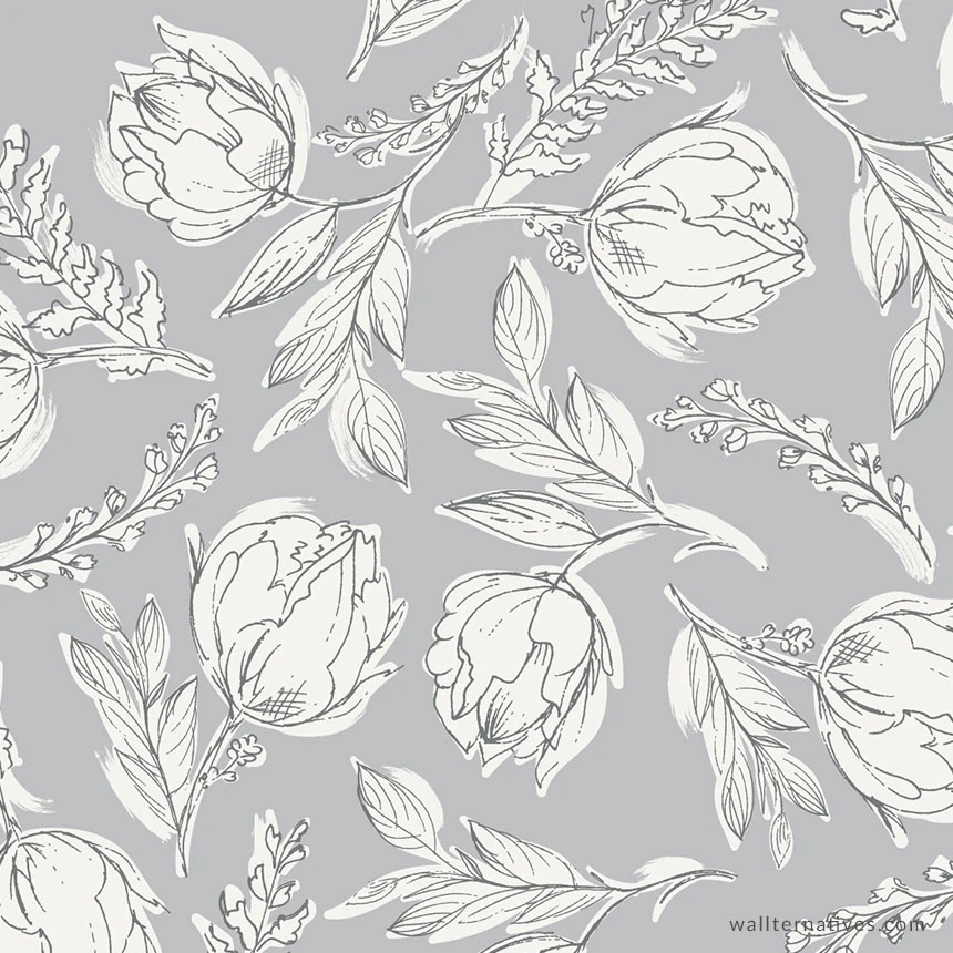 Unruly Terrace Bonnie Christine Removable Wallpaper