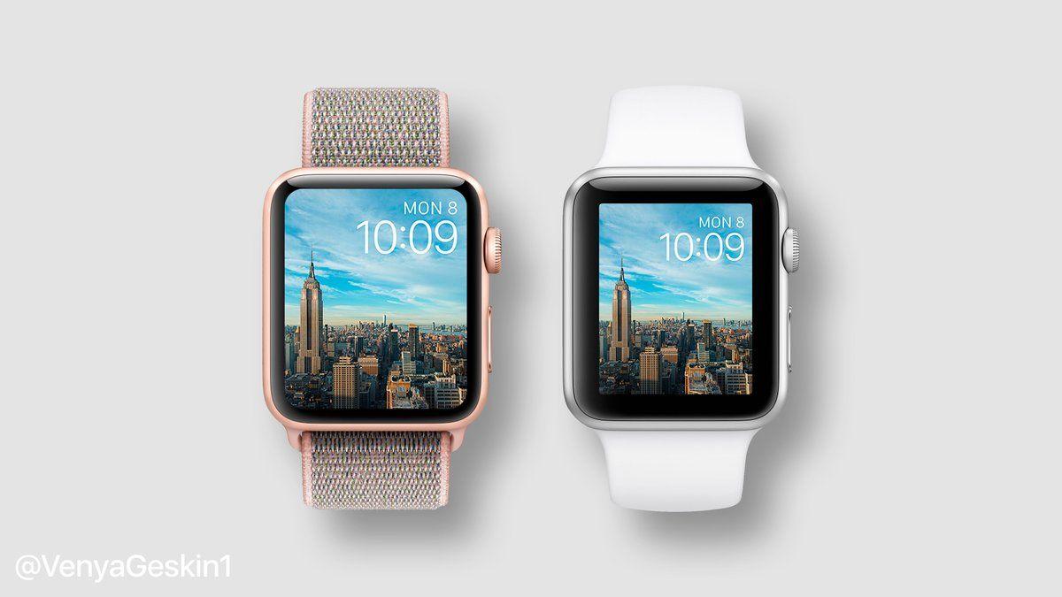 El Apple Watch Series 4 tendrá una mayor resolución que el