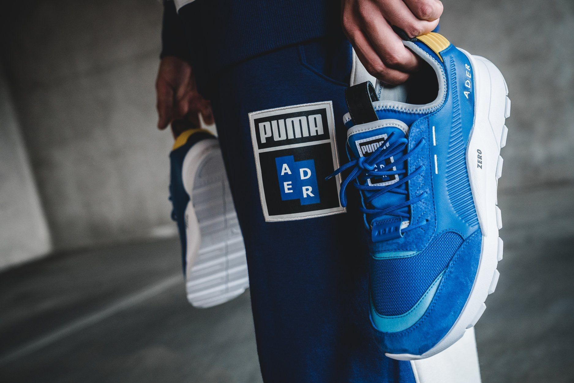 Adler Error x Puma RS 0 | Sneakers nike, Sneakers, Running shoes