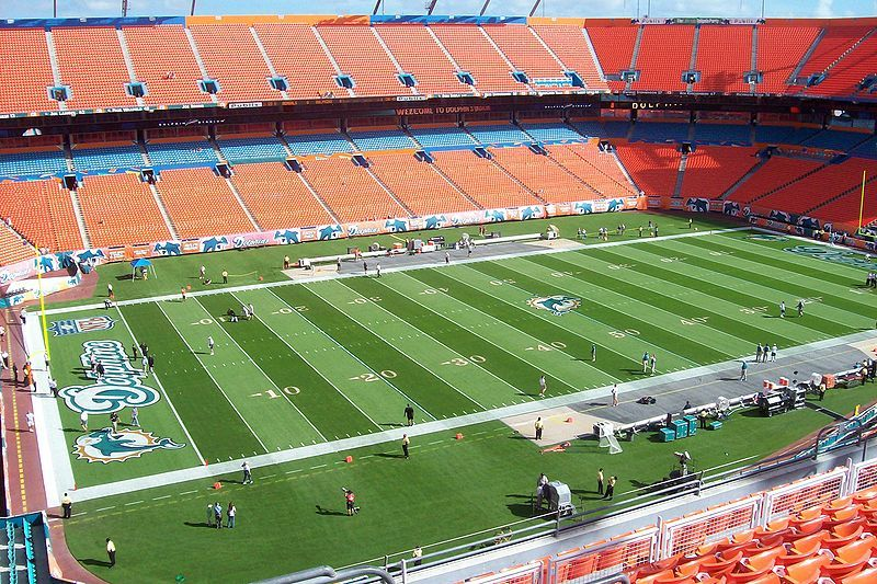 Sun Life Stadium - Miami Dolphins