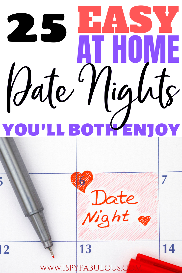 25 Easy, At-Home Date Night Ideas to Bring Back the ... Surprise Romantic Night At Home