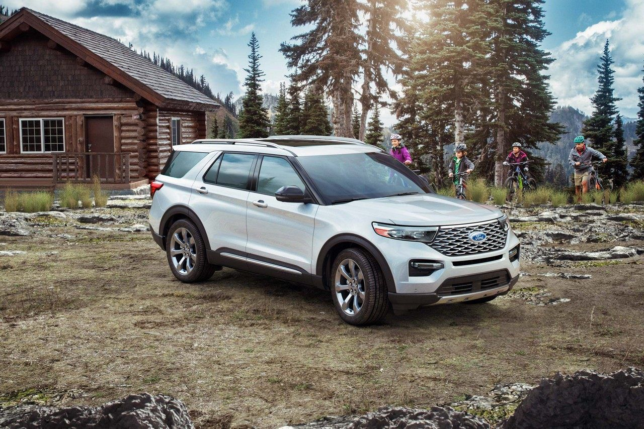 2020 Explorer With Images Future Ford Ford Motor Company Ford Motor