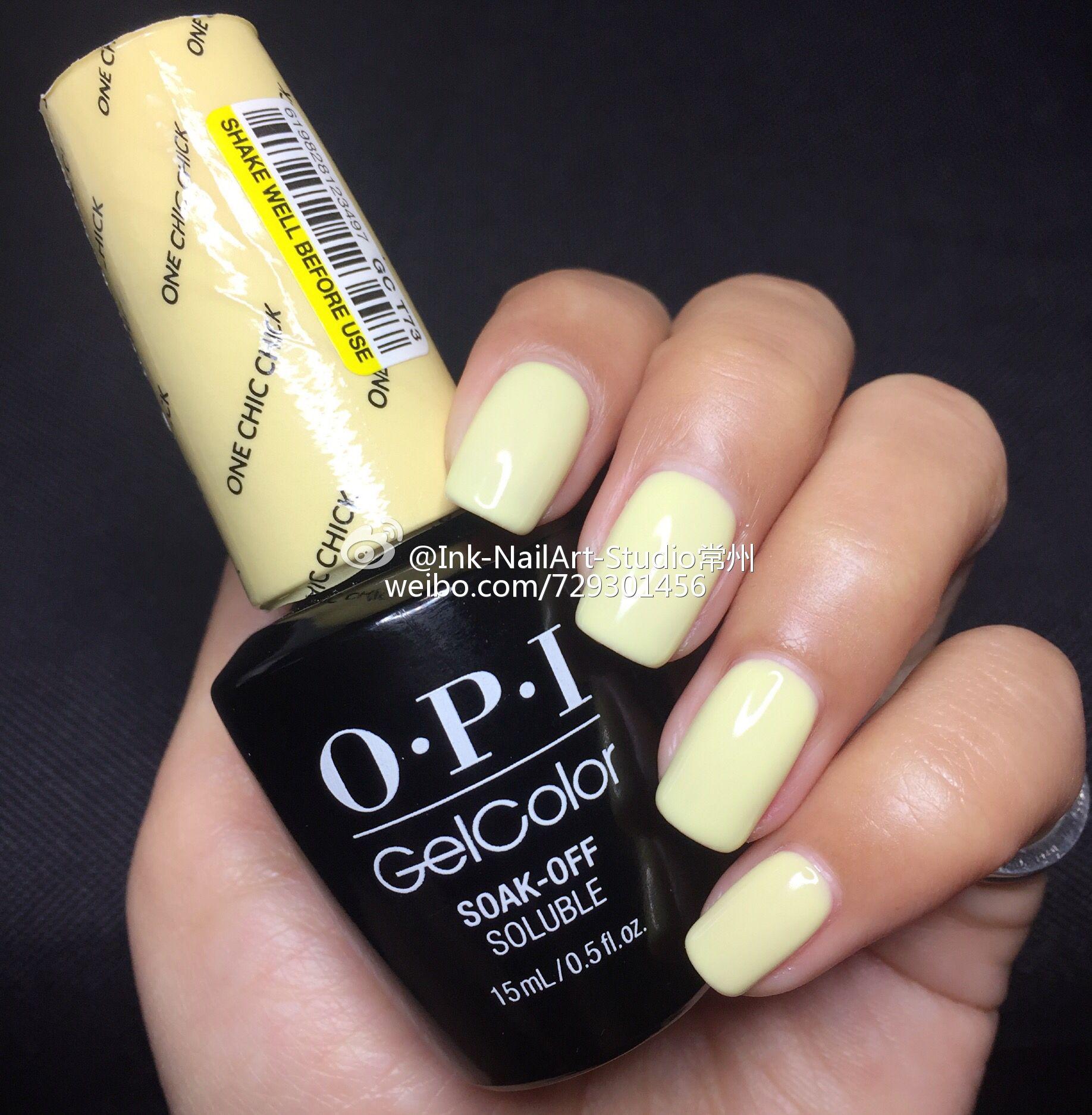 Opi 2016 Soft Shades Pastels Gelcolor In 2019 Opi Gel