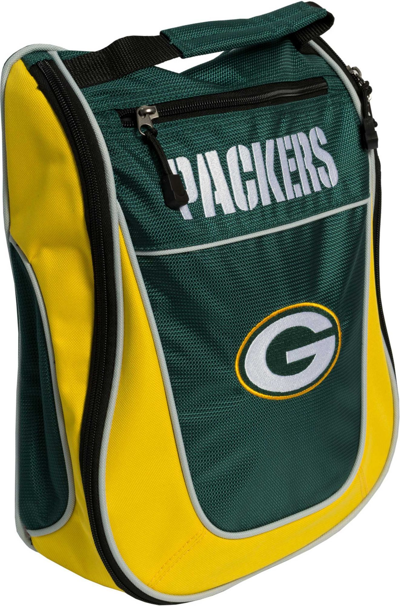 Team Golf Green Bay Pakers Golf Shoe Bag  golfshoes  ef7643cd5b295