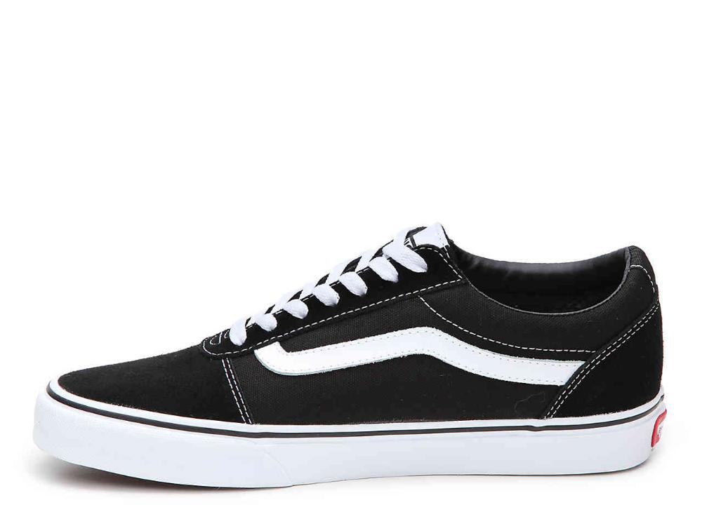 Vans Ward Lo Suede Sneaker - Women's in