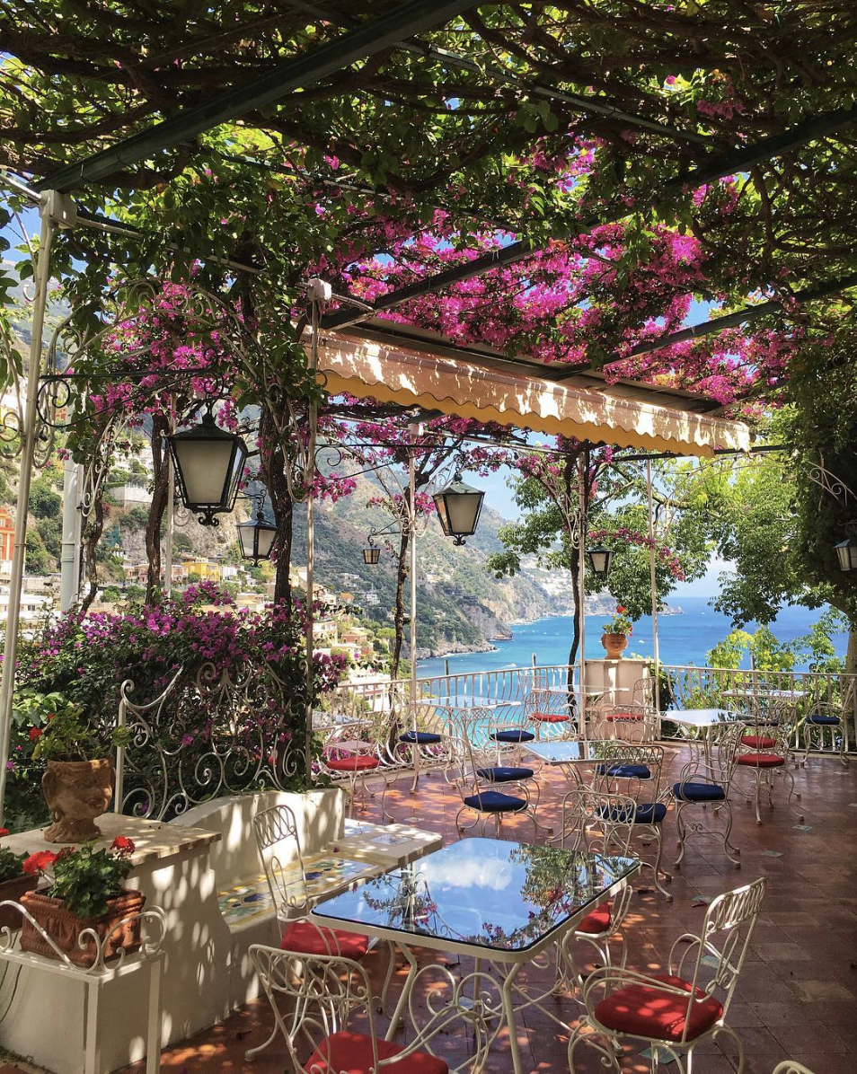 Where to Stay in Positano - Petite Suitcase Where