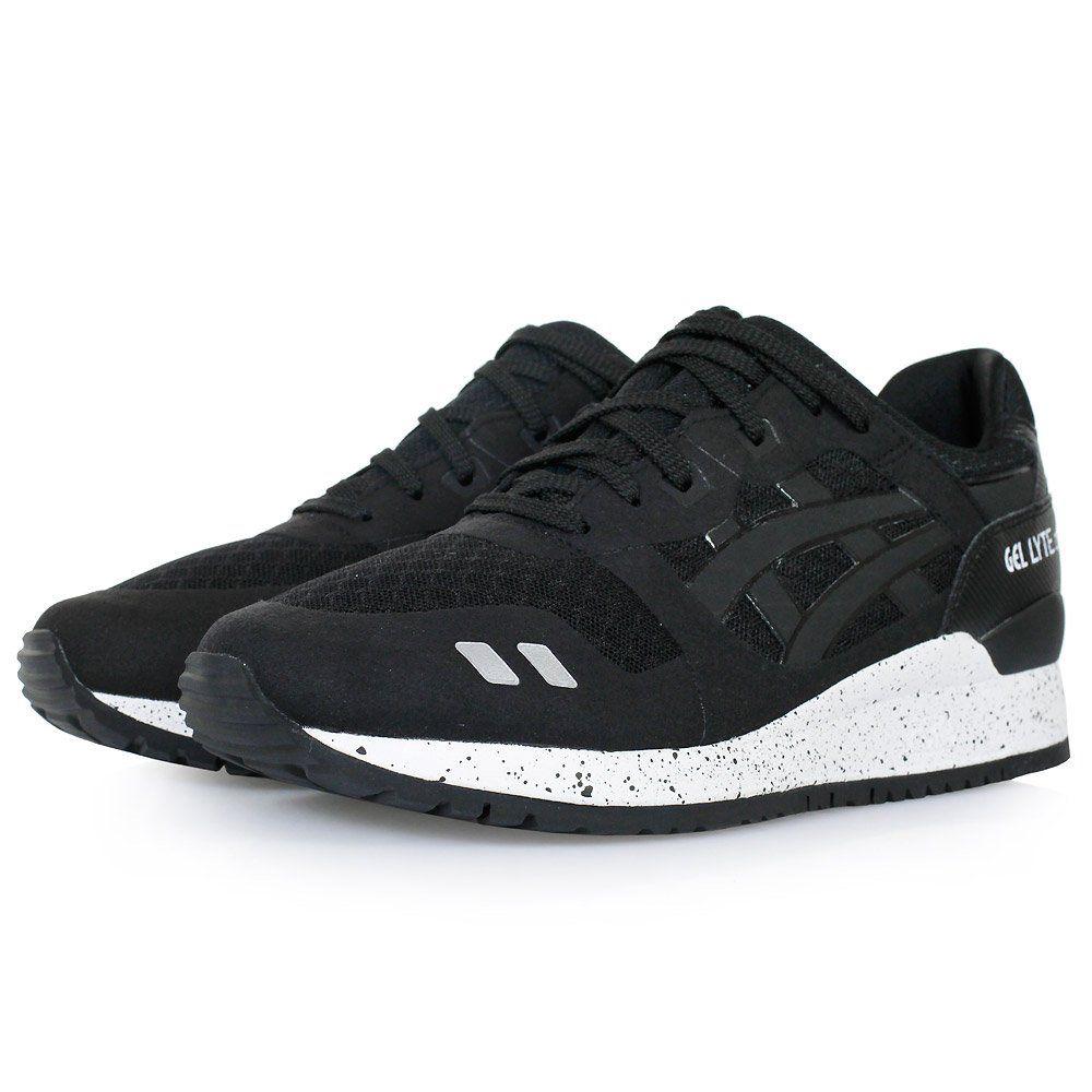 Asics Gel-Lyte III NS Black Shoes H5Y0N