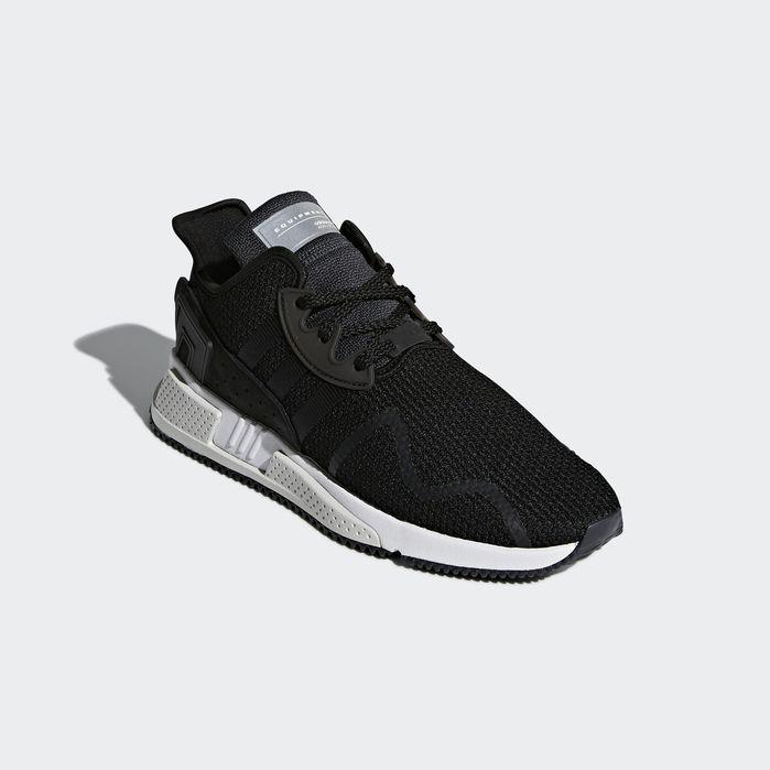 save off ed731 c340c adidas EQT Cushion ADV Shoes | Products | Black shoes, Black ...
