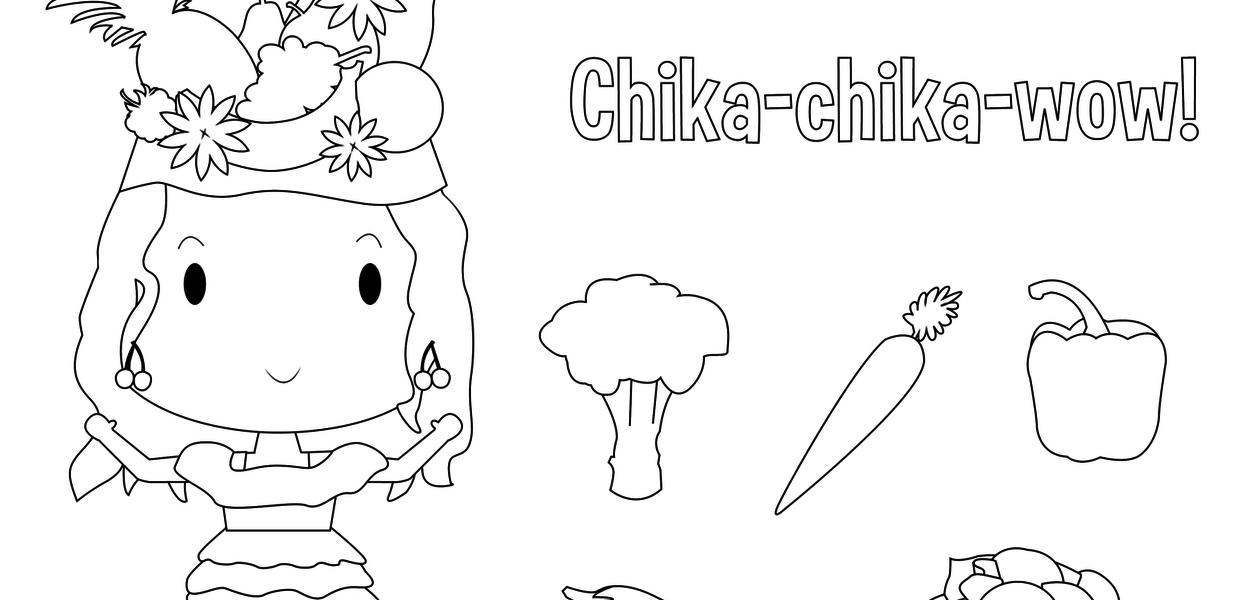ACTIVITÉ COLORIAGE | Les enfants aiment colorier, ce serait une bonne activité à faire à la fin d'un anniversaire, lorsque les enfants sont tout agités :)