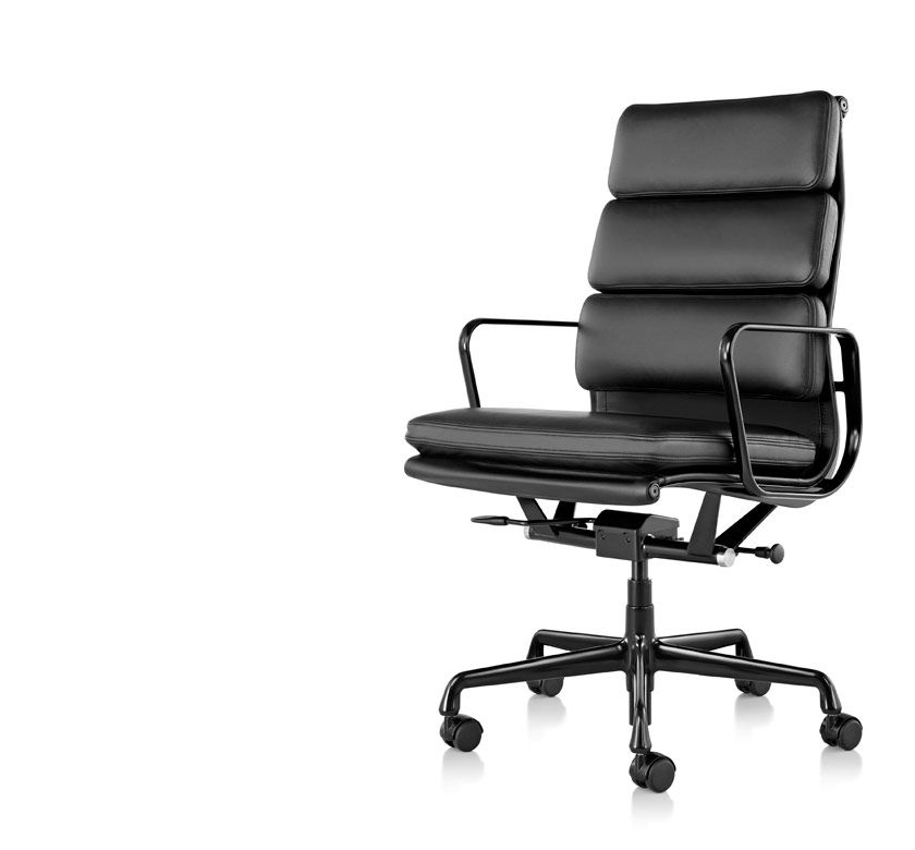 Eames Soft Pad Executive Chair Herman Miller Best