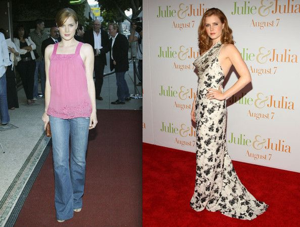 Amy Adams Height 5 ft 4 in or 163 cm Weight 58 kg or 128 pounds