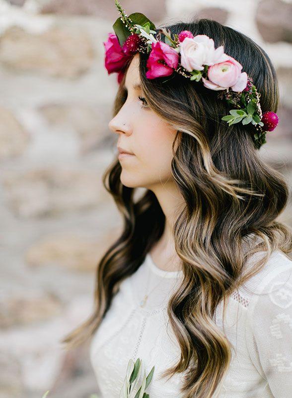 6 romantic wedding hairstyles