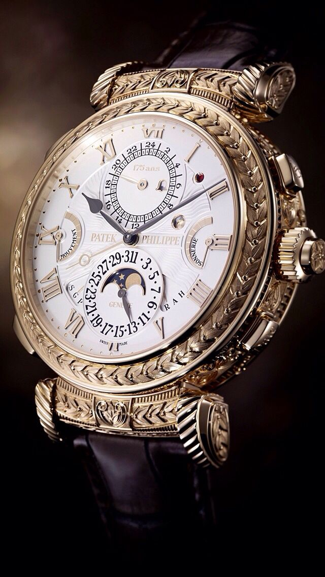 57d683fb885 Introducing The Patek Philippe Grandmaster Chime Ref. 5175R