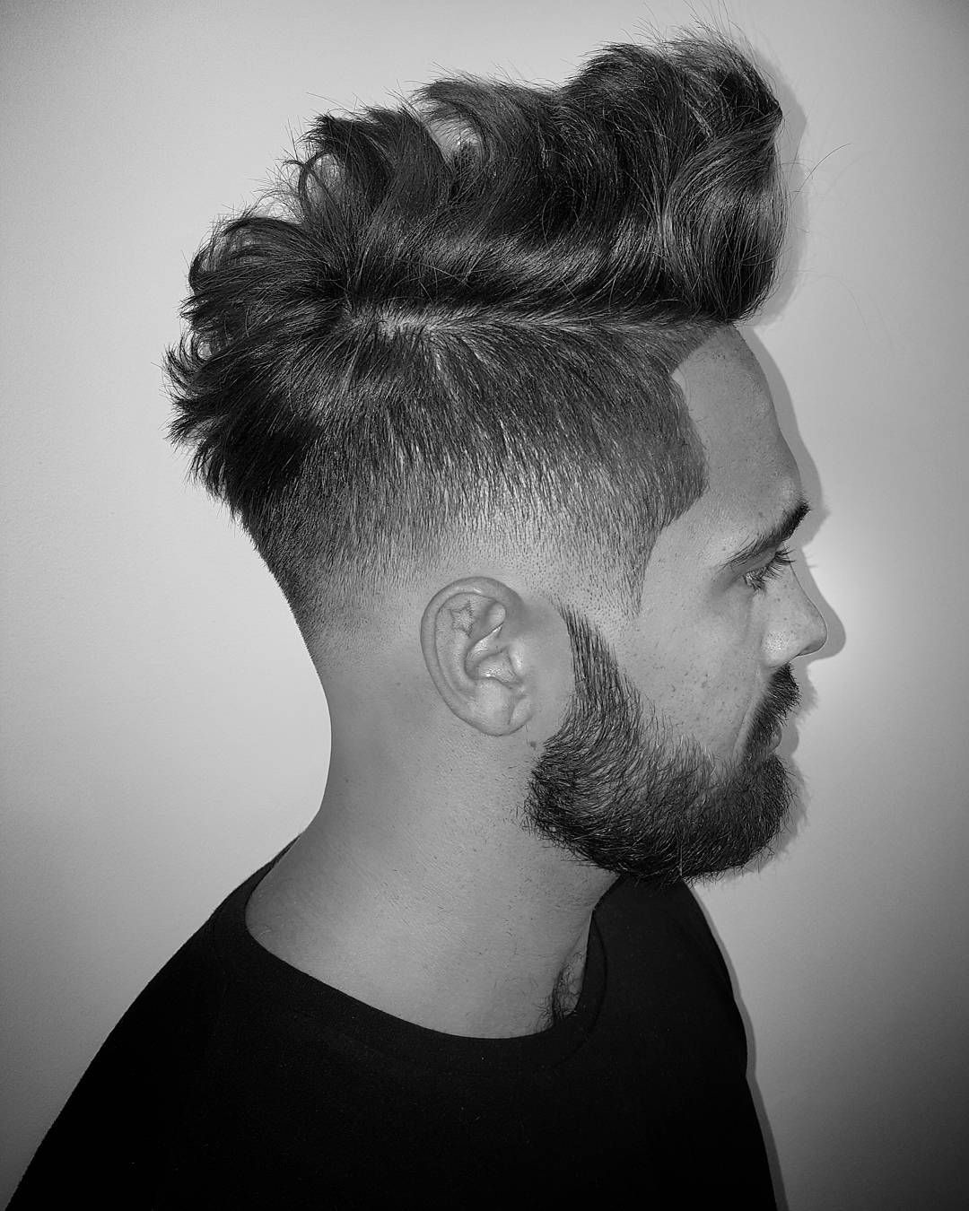 Barba y Bigote  Pinterest  Haircuts Hair style and