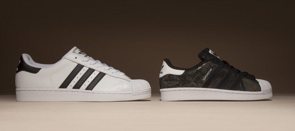san francisco dc18e 1b342 A regular feature on high-end blogs and fashion magazines, the Adidas  Superstar trainer has gone from strength to strength this past year.