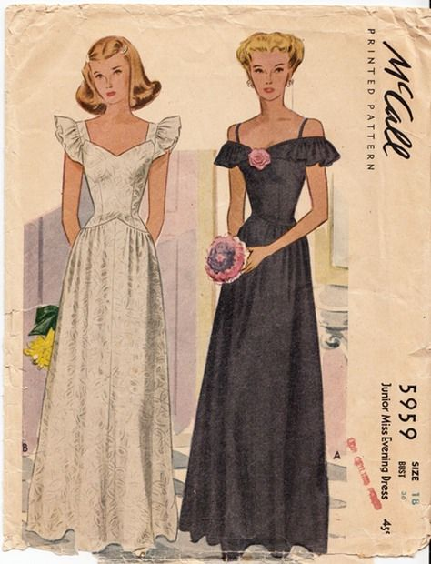 Fancy Vintage Sewing Patterns Free Download Composition - Easy Scarf ...