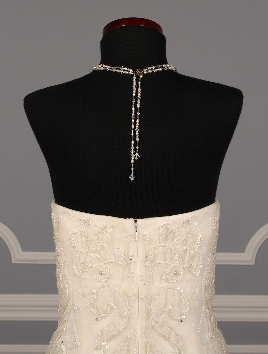 Carolina herrera clementine 32502 wedding dress discounted
