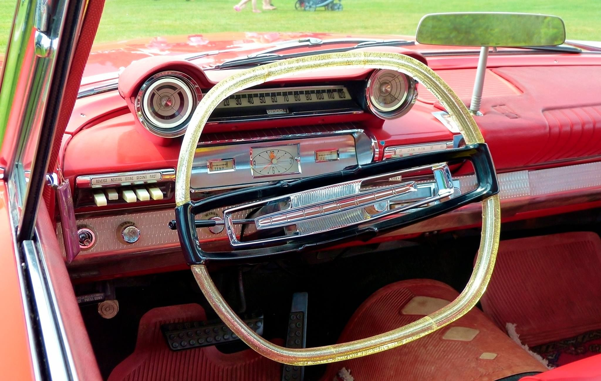 1961 Plymouth Fury, Steering Wheel | Chrysler , Dodge,Plymouth ...