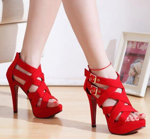 Zapatos Rojos Increibles Propuestas De Zapatos Para Cada Momento De Tu Vida Zapatos Moda 2016 2017 Zapatos Rojos Zapatos Zapatos De Tacon