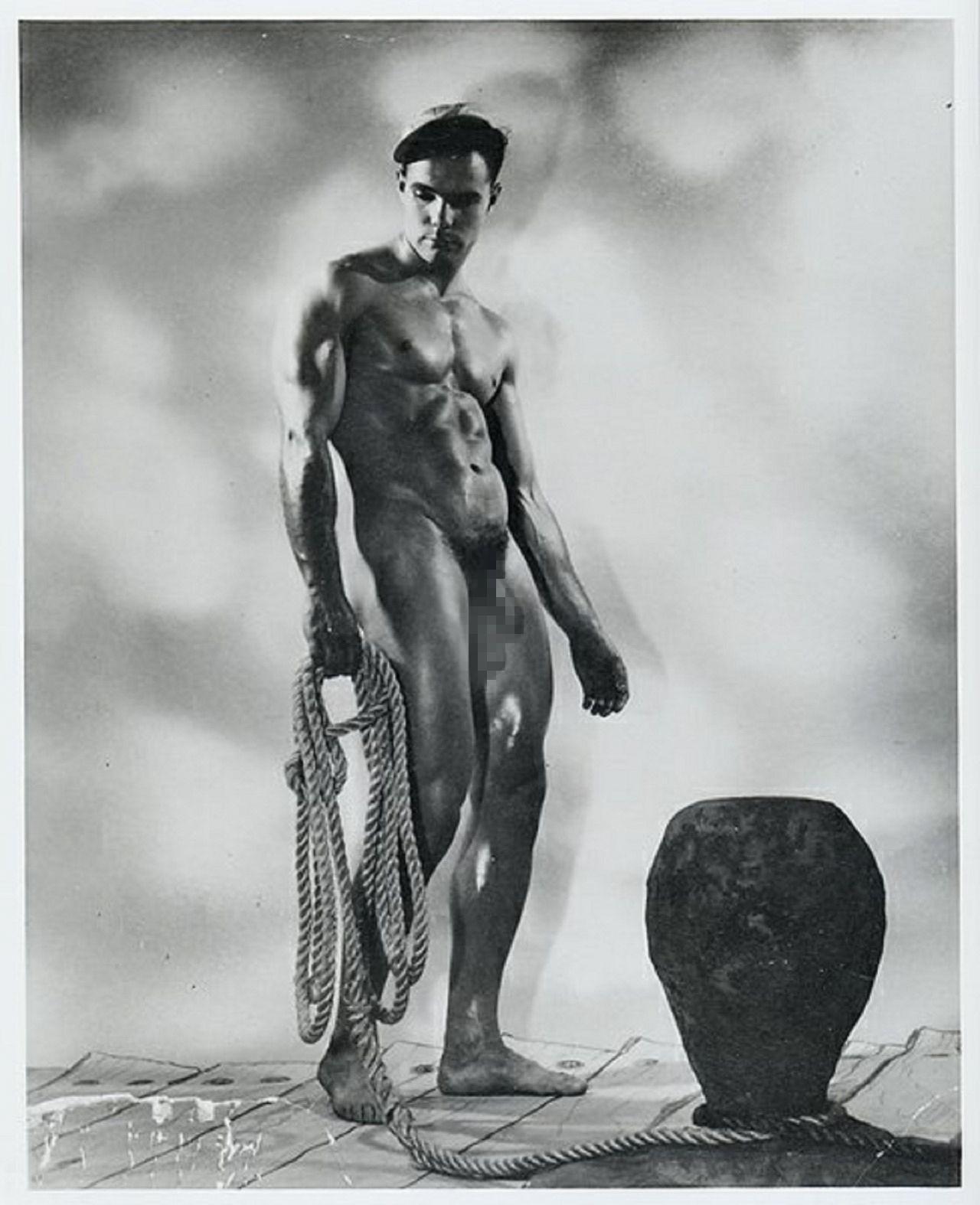 Art Ullrich   Beefcake: Vintage Bodybuilders, Vintage Bodybuilding ... for Bodybuilding Art Photography  59dqh