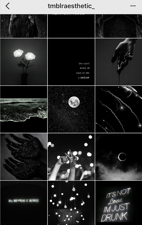 5 Instagram Themes To Killeverygram Instagram Black Theme Instagram Feed Ideas Posts Instagram Theme
