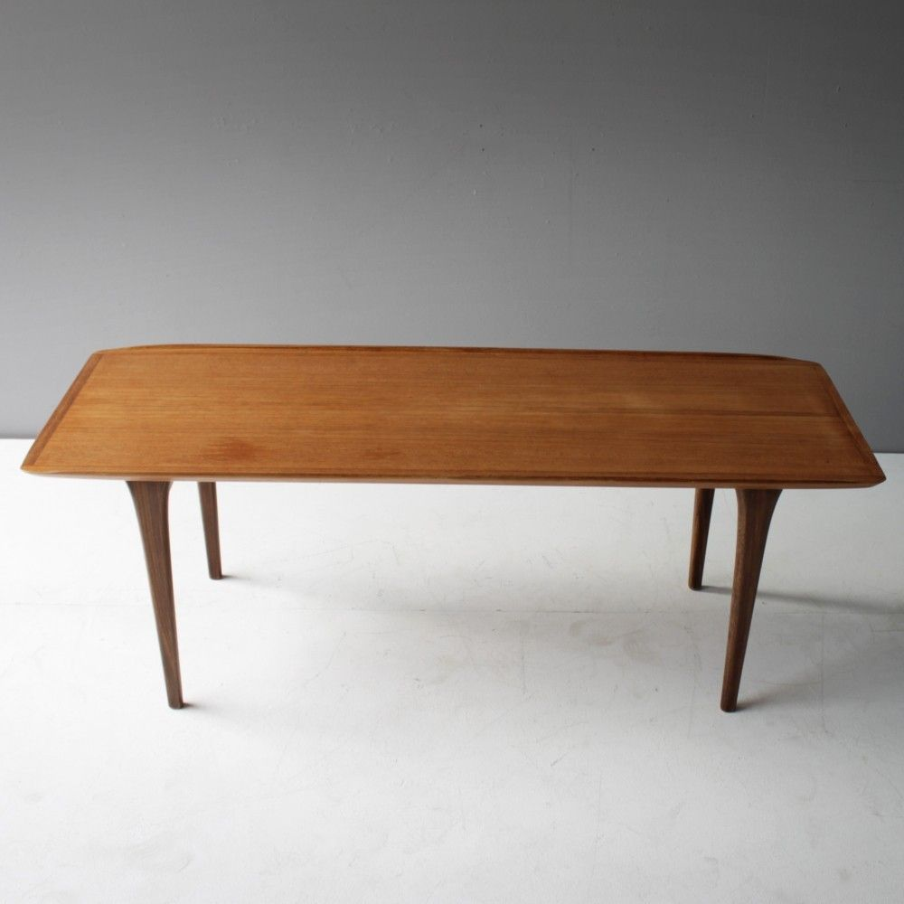 Danish teak coffee table from the sixties vintage design tables danish teak coffee table from the sixties geotapseo Images
