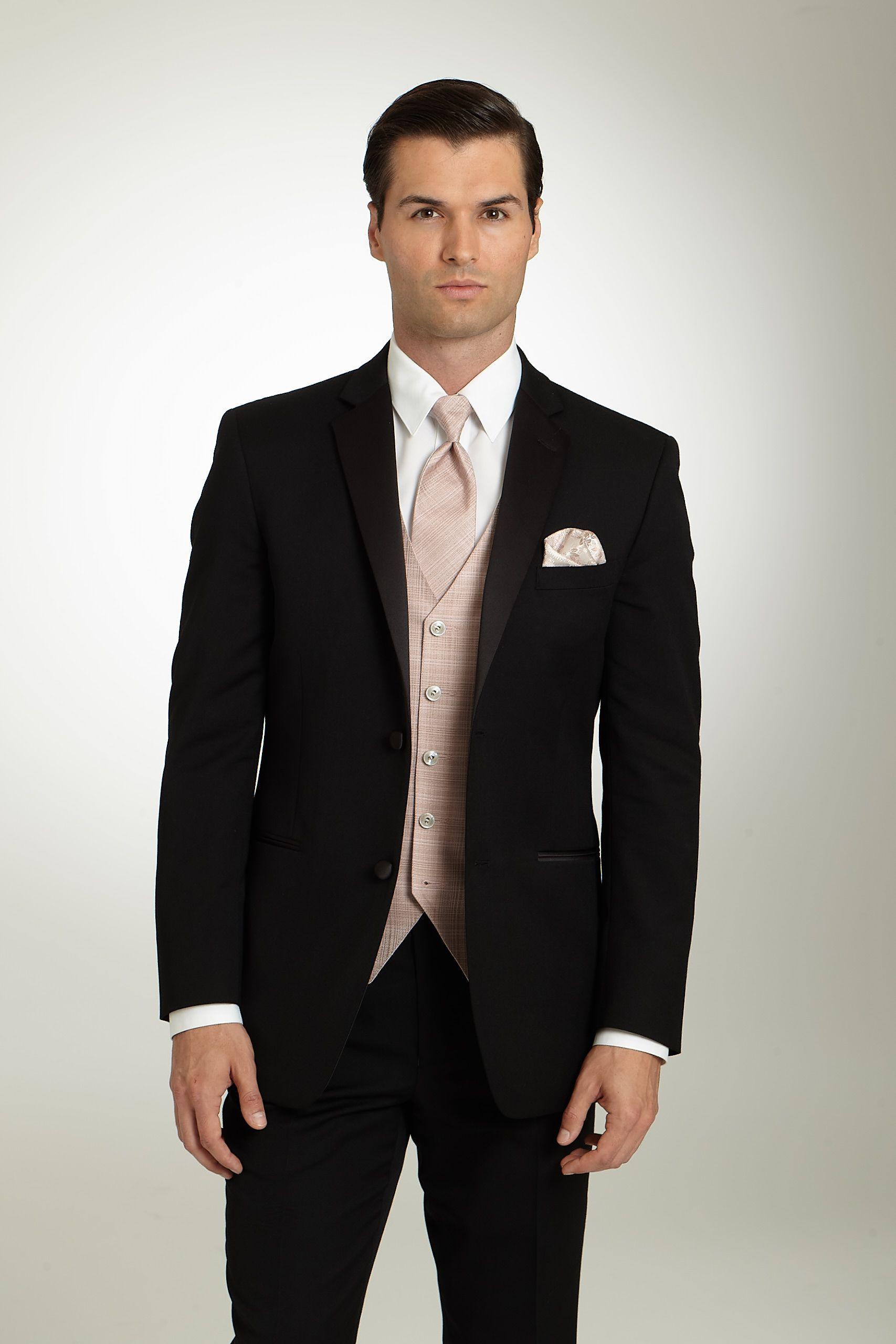 Men/'s Black Tuxedo Jacket Optional Pants Satin Shawl Lapels Wedding Prom Mason