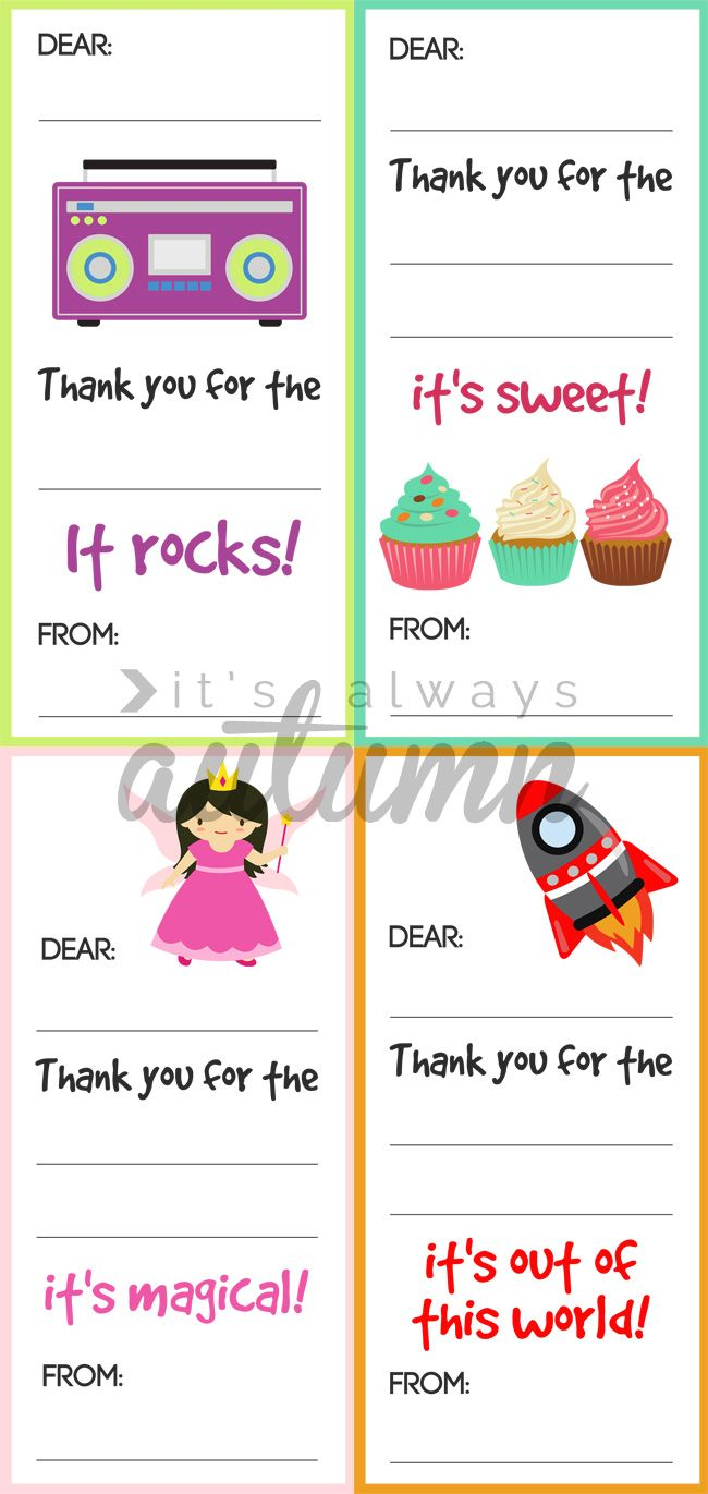 worksheet How To Make A Fill In The Blank Worksheet fill in the blank thank you note printables for kids free kids