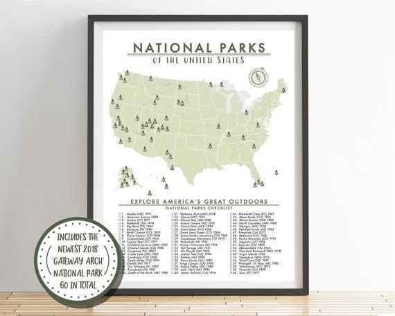 National Parks Map of the United States - Parks Checklist ... on olympic national park map, food by state map, state birds map, badlands national park map, cuyahoga valley national park map, gates of the arctic national park map, national parks in each state, national map of usa, monuments by state map, new york state national parks map, casinos by state map, politics by state map, carlsbad caverns national park map, concealed carry by state map, religion by state map, katmai national park and preserve map, national wildlife refuges by state map, superfund sites by state map, military bases by state map, weather by state map,