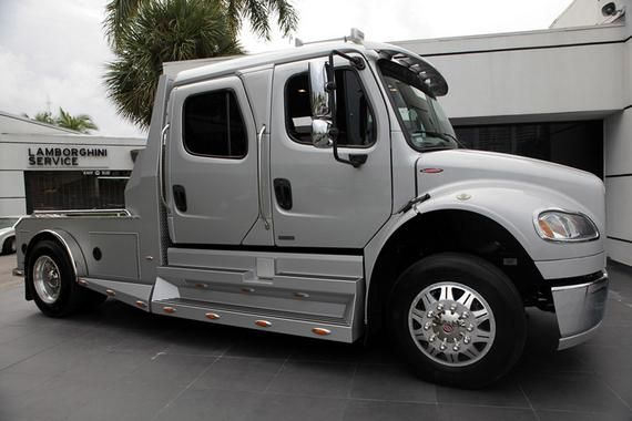 2008 Freightliner Sportchassis P2 For Sale In Miami Beach Fl Freightliner Work Truck Miami Beach