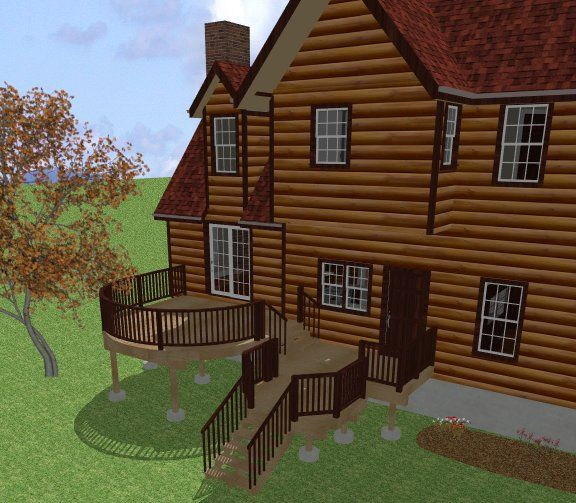 Best How To Create A Multi Level Deck Chief Architect 400 x 300
