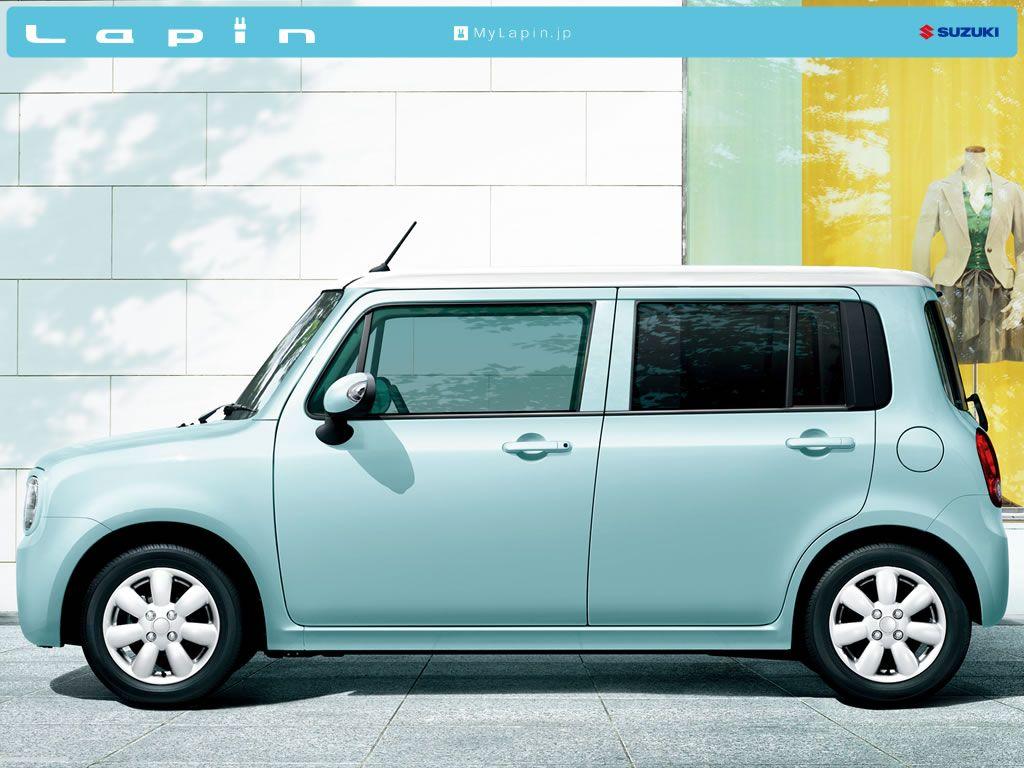 新型ラパン 誕生 バナー 広告デザイン バナー広告