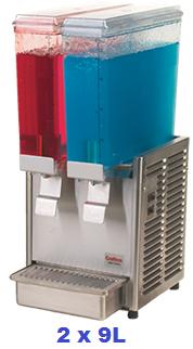 Crathco E295 3 Drink Dispenser Slushy Dispenser Juicer