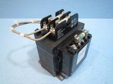 Cutler Hammer C0250E3AFB Industrial Control Transformer 250 VA 50/60Hz CH MTE (NP1530-11). See more pictures details at http://ift.tt/2il4SSs